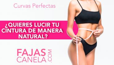 ¿Quieres lucir tu cintura de manera natural?