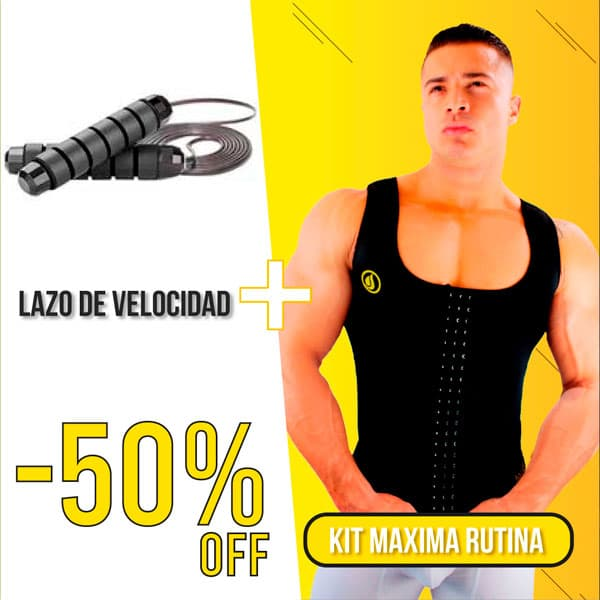 chaleco reductor hombre